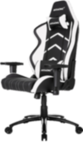 Player White Gaming Chair