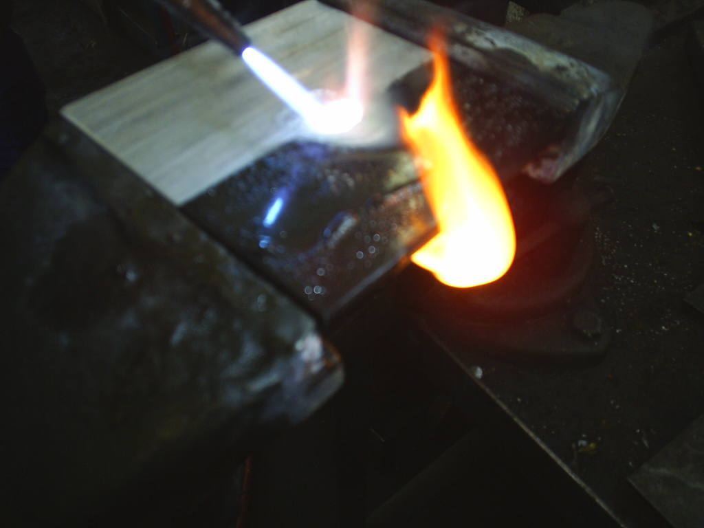 Other coatings burning