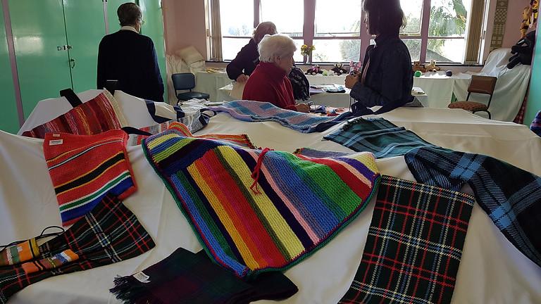 Weaving, Craft & Book Sale