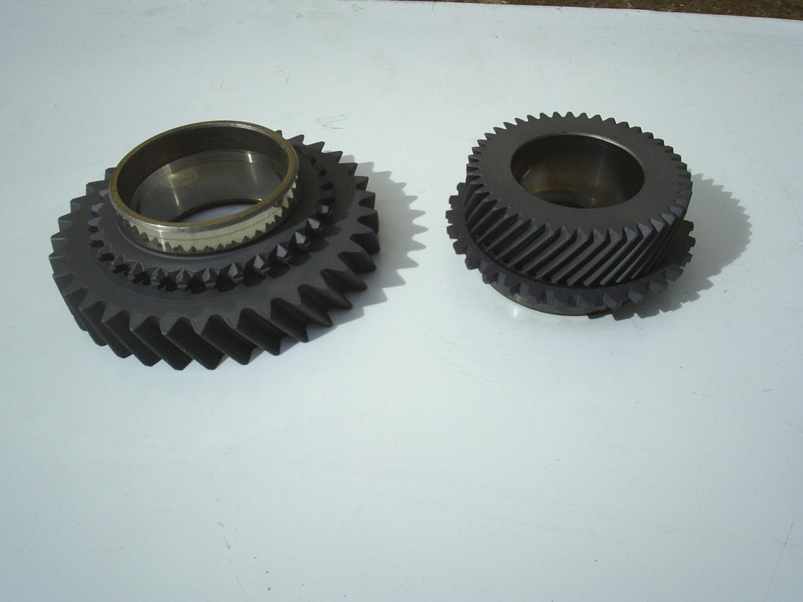 Ceramic Coated Gear