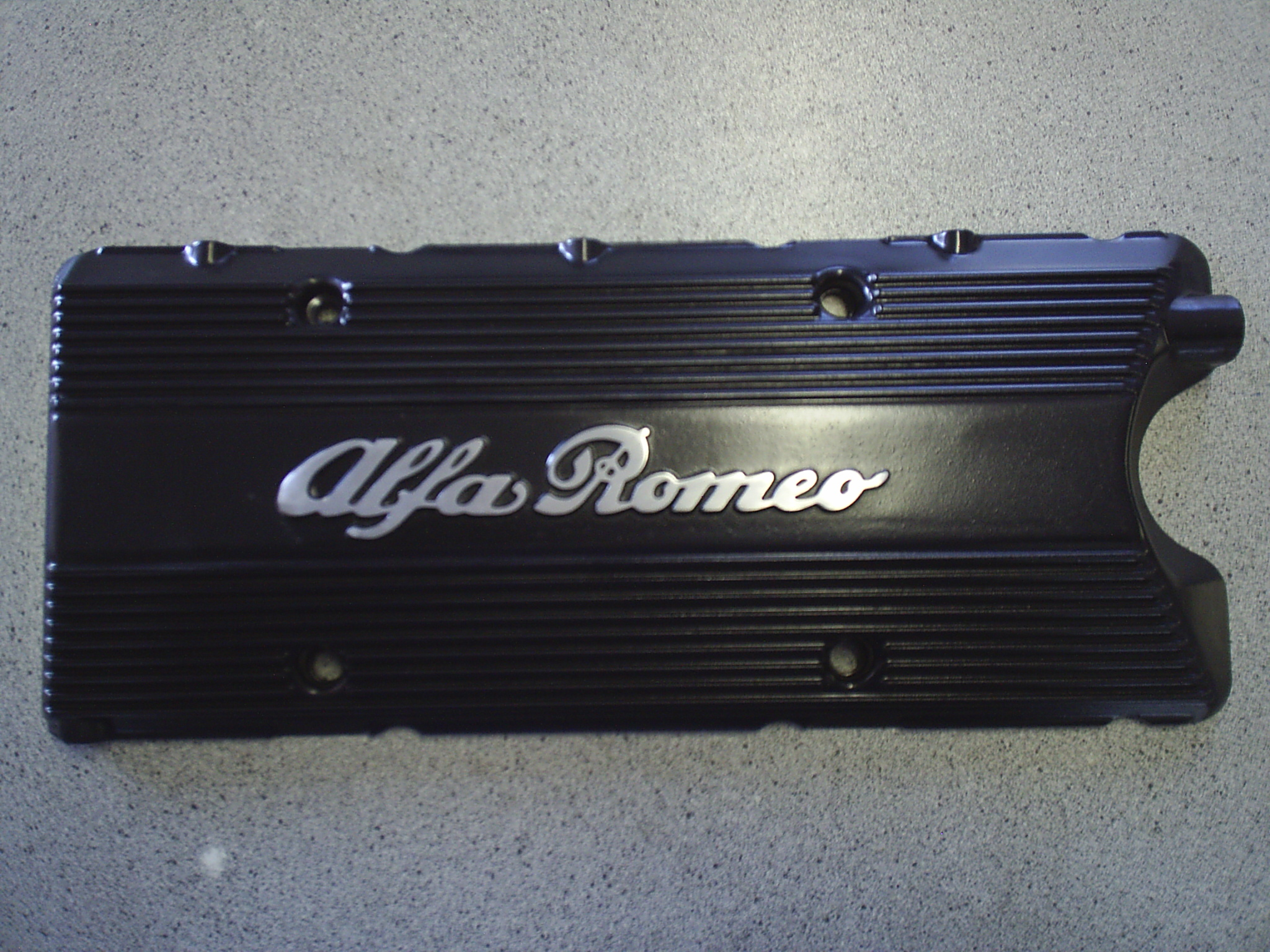 Alfa tappet cover