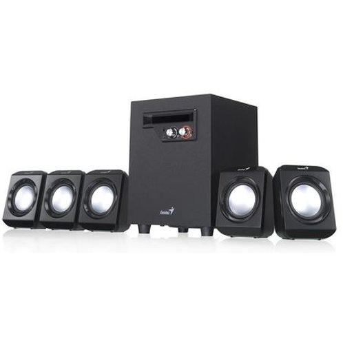 Genius SW5.1 1020 Desktop 5.1 Speakers – 26W RMS