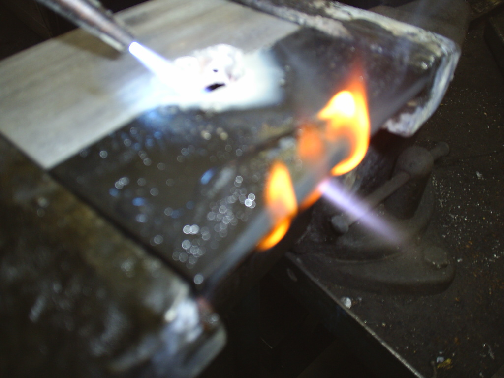 Other coatings burning 3