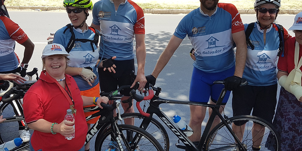 94/7 Ride for a Purpose Cycle Challenge
