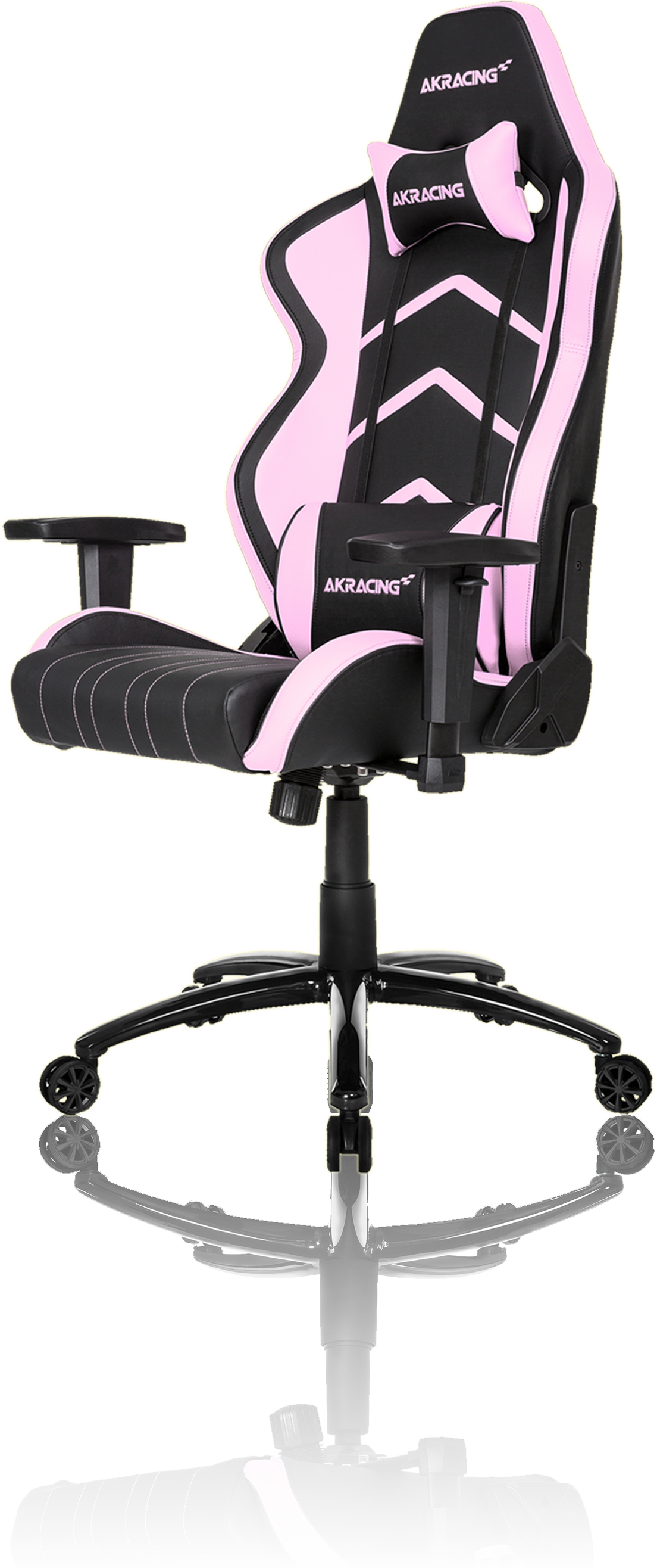 Astonishing Akracing Player Gaming Chair Black Pink Machost Co Dining Chair Design Ideas Machostcouk