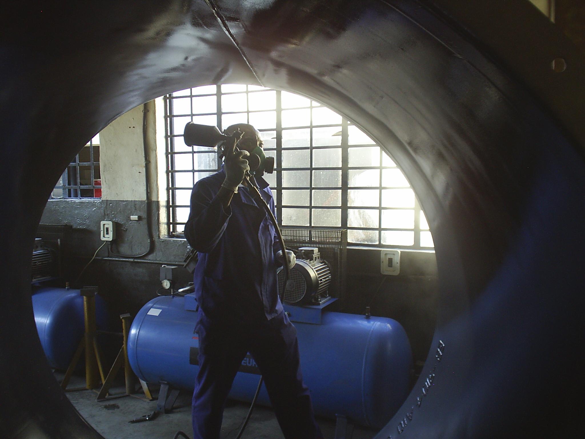 v large pipe 9