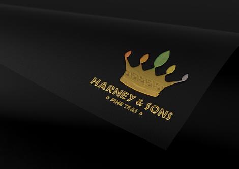 Harney & Sons Rebranding - View