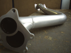 Coated pipe 2