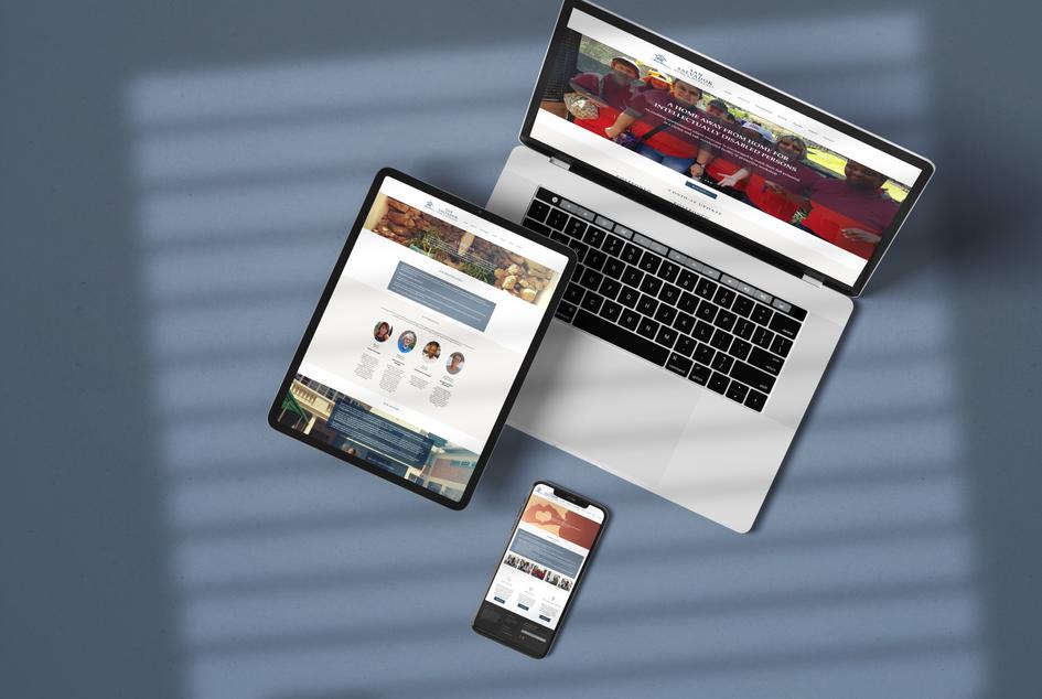 San Sally 2 Free Device Mockup - Top vie