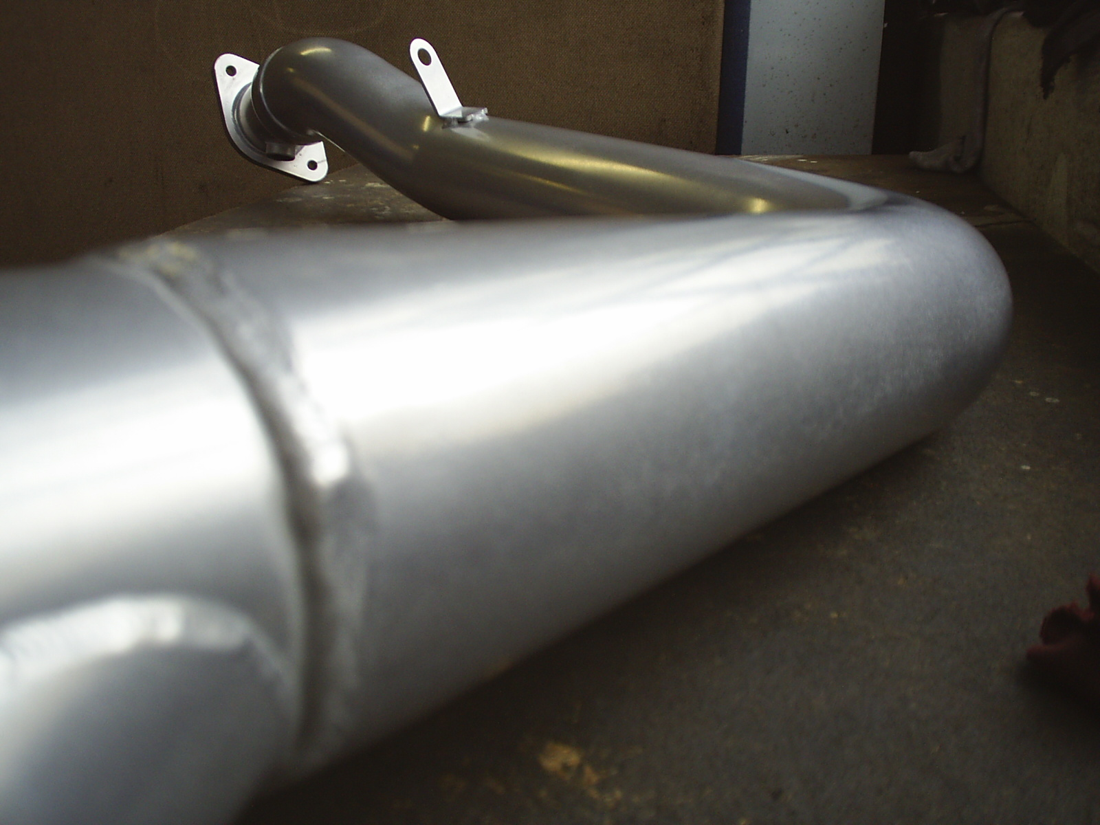 Coated pipe 3