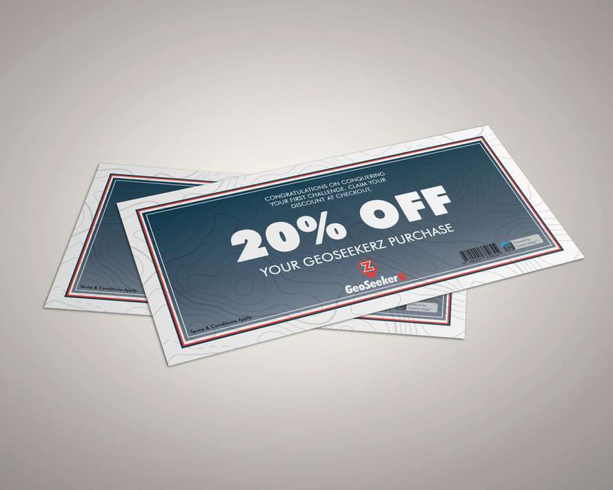 In Store Promotion Design Board 3 Front