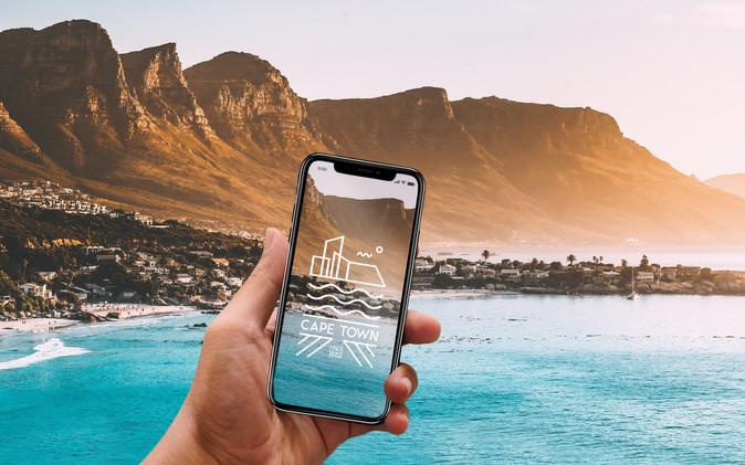 Cape Town Rebranding - View