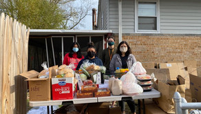 Thanksgiving Meal Distribution #WeKeepUsFed
