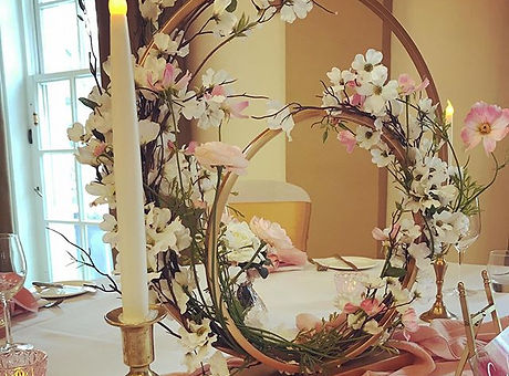 Our new beautiful, spring flowers inspir