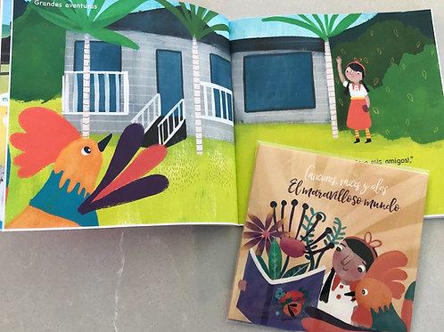 El maravilloso mundo - Libro de cuento (Story booklet)