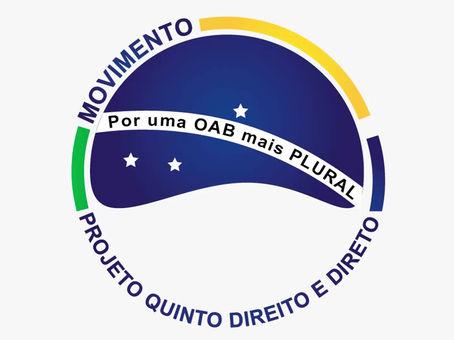 A Advocacia Catarinense quer o voto direto!