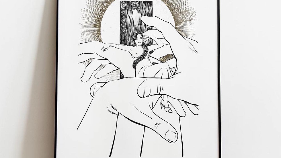 IMPRESSION DELUXE- ANITA HANDS