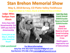 Stan Brehon Memorial Show
