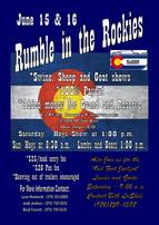 Rumble in the Rockies - June 15-16, 2019
