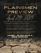 NJC Plainsmen Preview - April 28, 2019