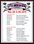 Little American Royal - May 4, 2019