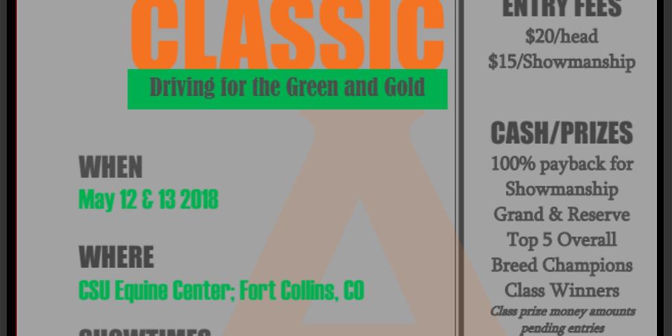 CSU AGGIE Classic