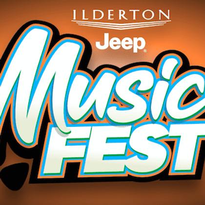 Ilderton Jeep Music Fest