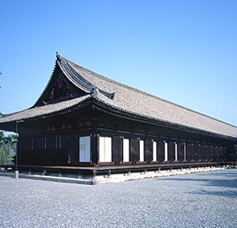 蓮華王院 三十三間堂 /Rengeoin Sanjusangendo