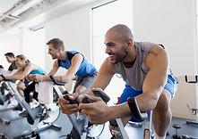 Fitnes classes - spining training