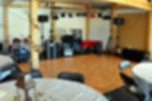 Hardwood Dancefloor