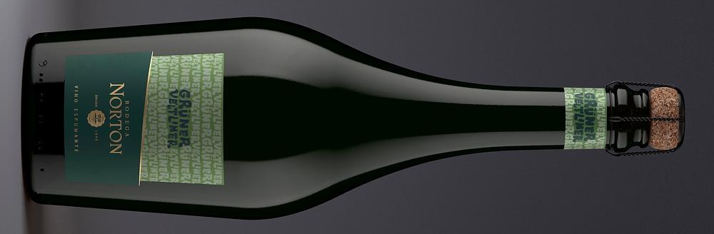 vino espumante de Grüner Veltliner