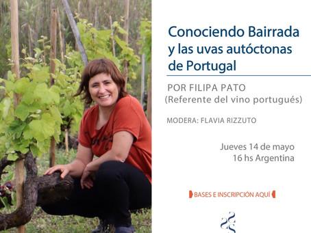 Masterclass sobre uvas autóctonas de Portugal