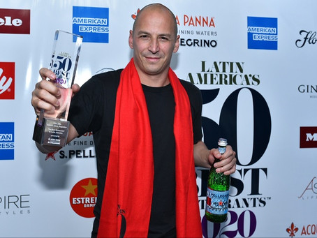 Don Julio, elegido Mejor Restaurante de América Latina