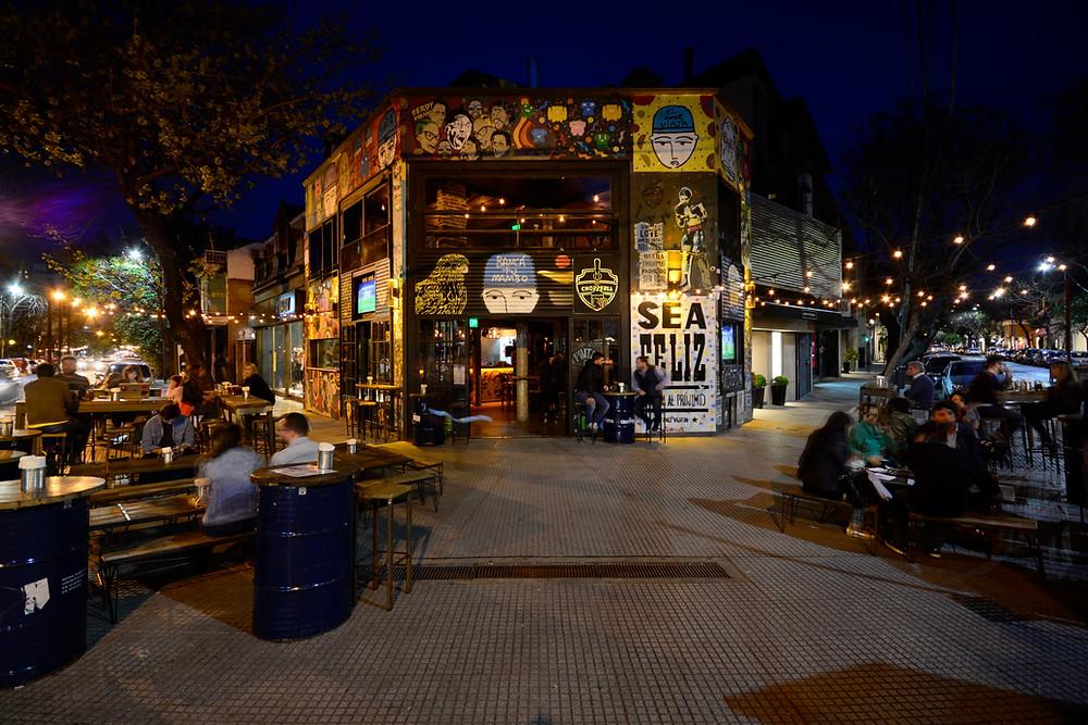 cervecería Copperia en Palermo