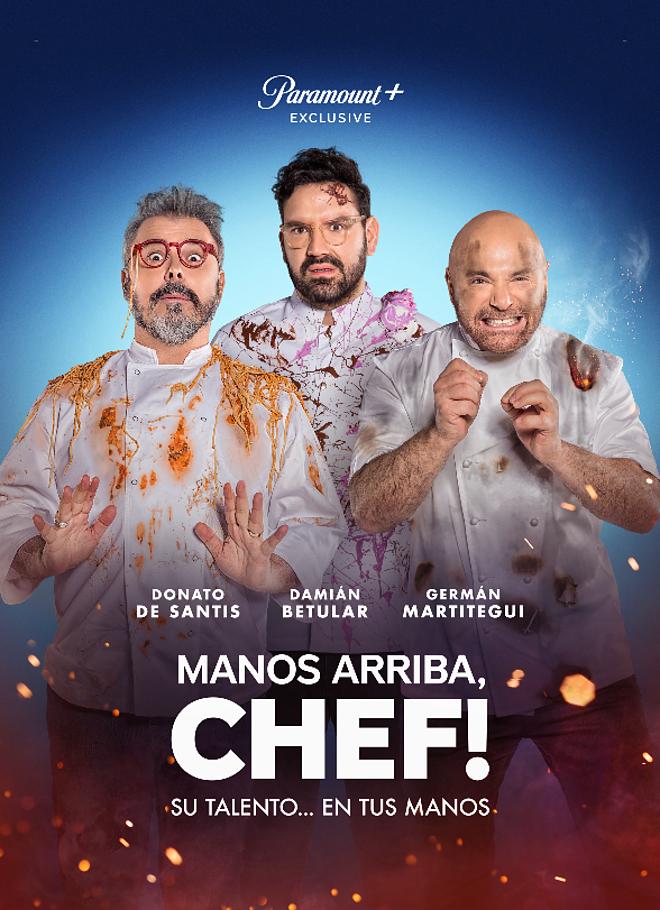 Manos Arriba, Chef!