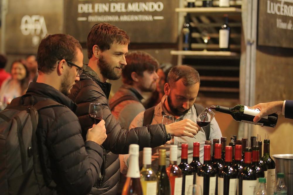 wine, We Wine, millenial, vino, feria