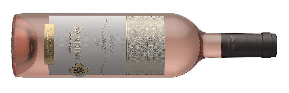 Bandini Malbec Rosé 2020