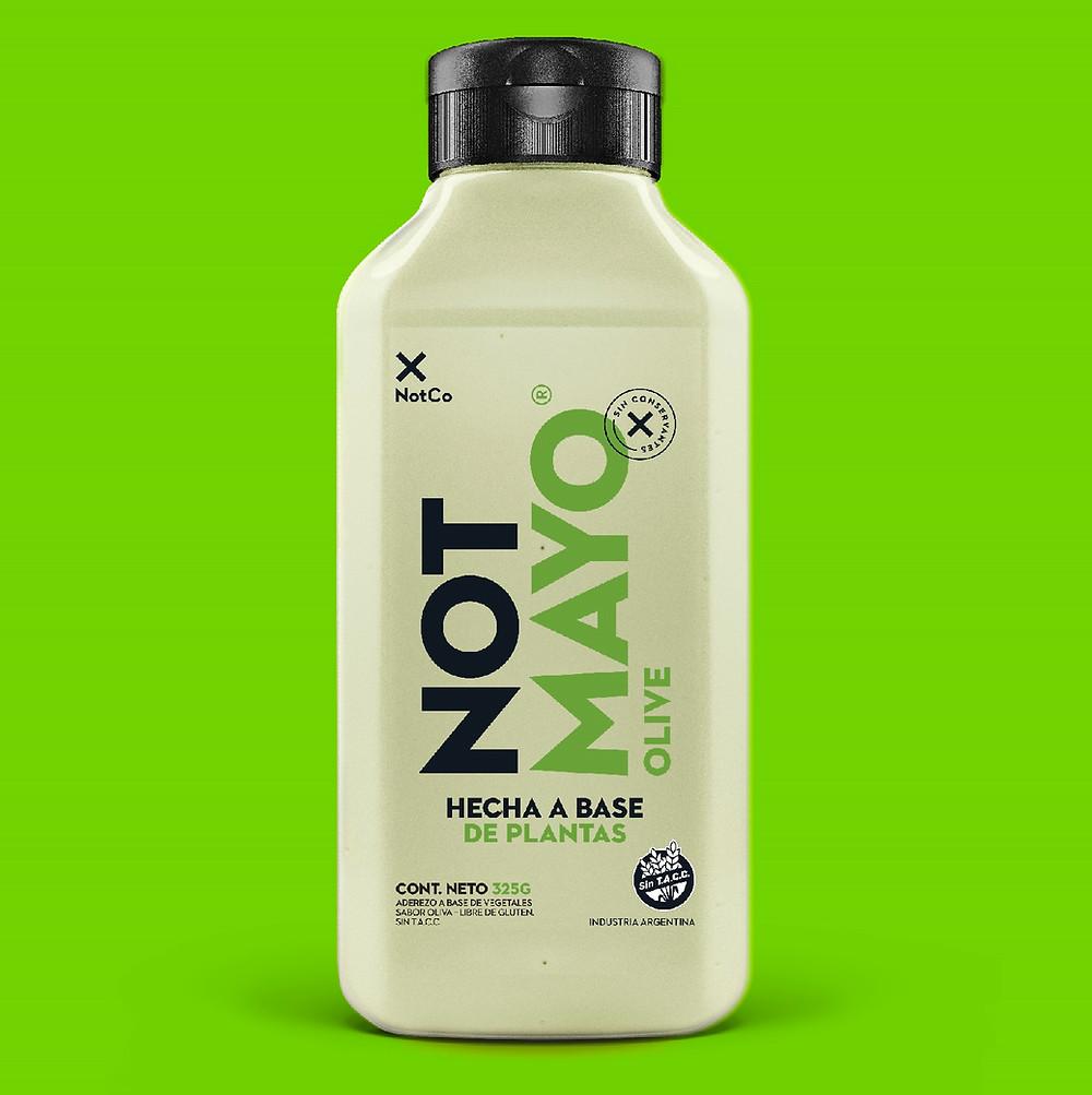 NotMayo Olive