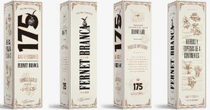 Fernet Branca edición 175 aniversario