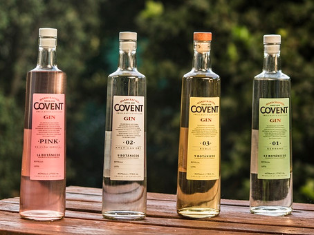 Peñón del Águila producirá el gin cordobés Covent
