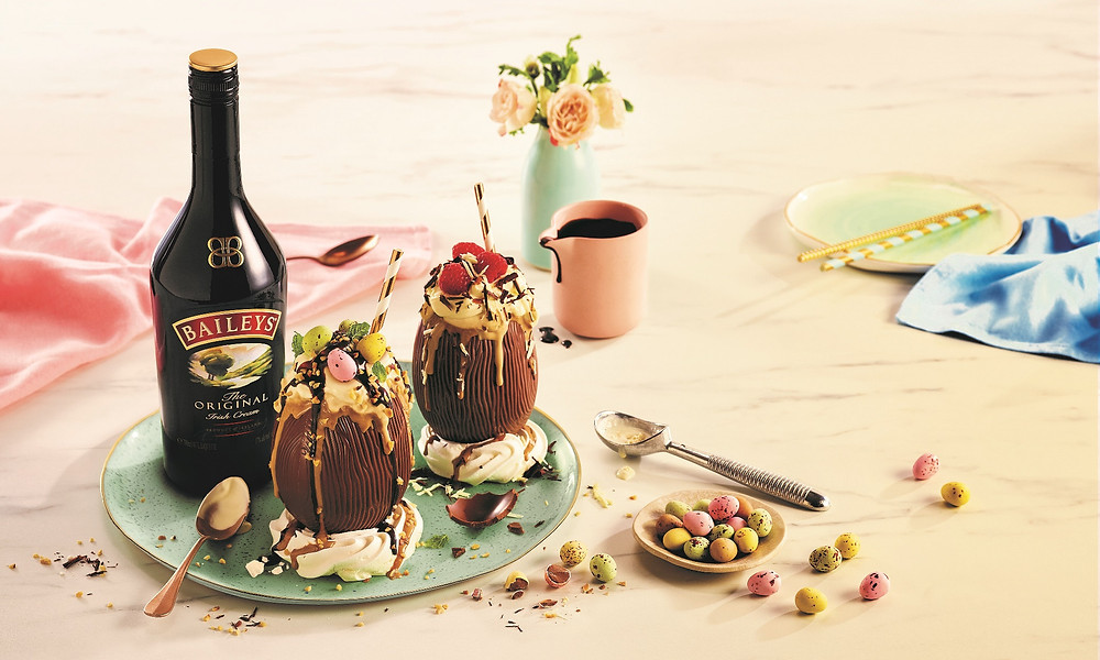 Una receta de Pascuas con Baileys