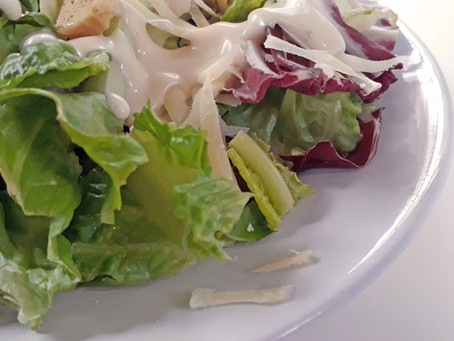 ¿Cuál es la mejor receta de ensalada Caesar?