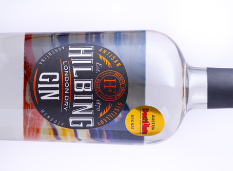 Hilbing Franke Distillery lanza su London Dry Gin