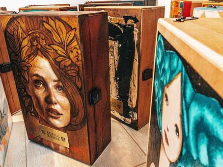 Rosell Boher ART 2020: una edición especial y solidaria intervenida por artistas