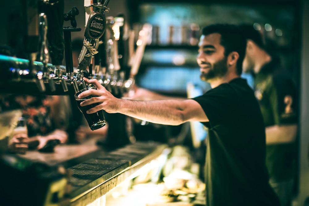 cervecería Desarmadero Session en Palermo