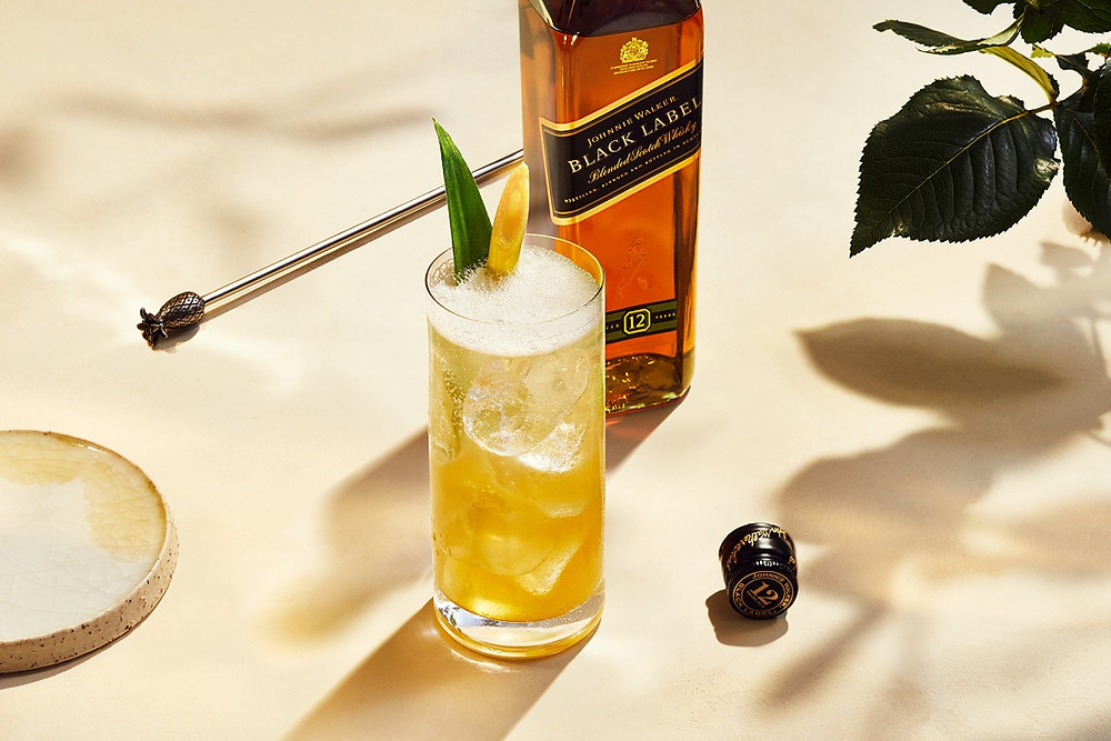 cocktail Johnnie Collins Highball