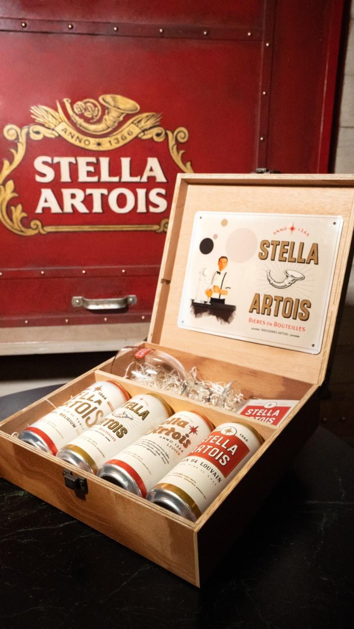edición Vintage de Stella Artois