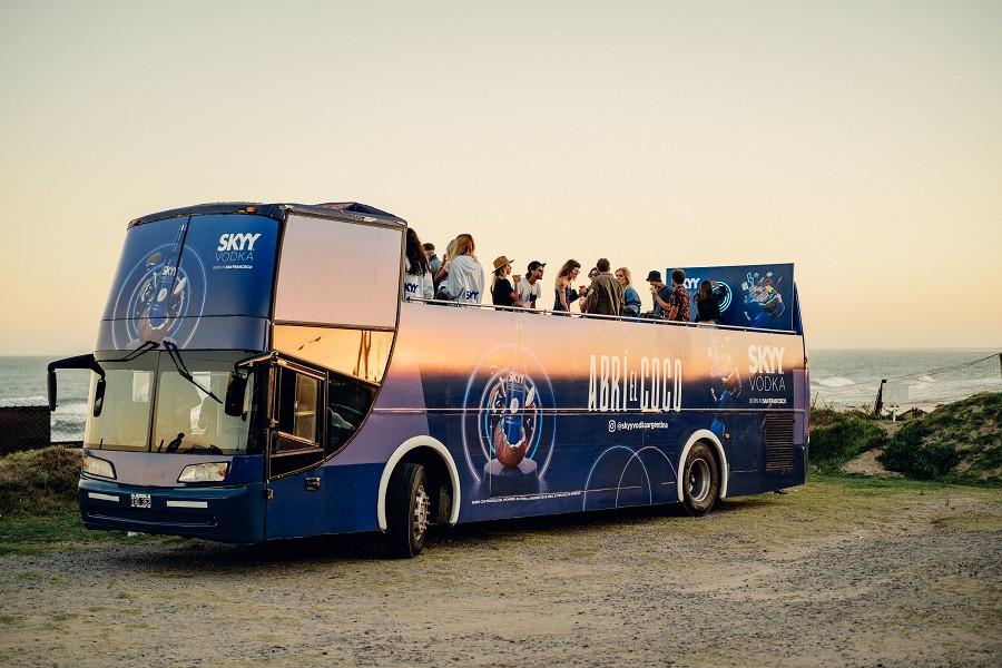 Bus Skyy Coco