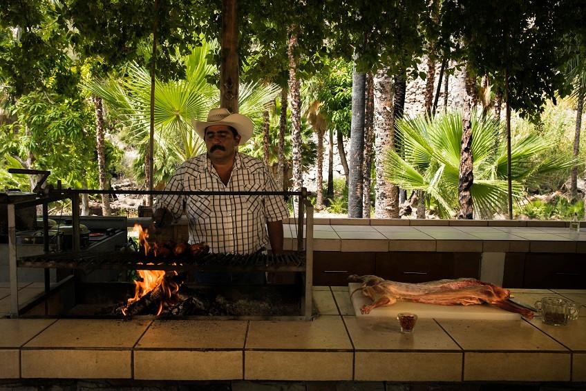 los fogones tradicionales el gourmet