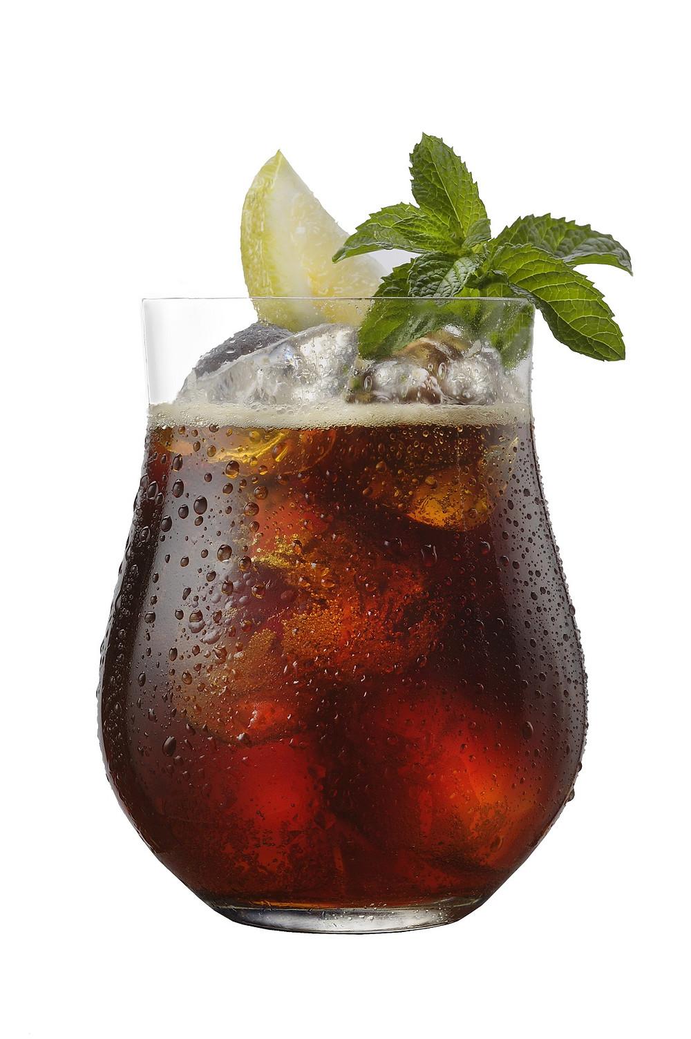 cocktail con poco alcohol